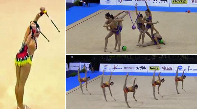 El conjunto español logra dos platas en las finales de Lisboa y Carolina Rodríguez, un bronce