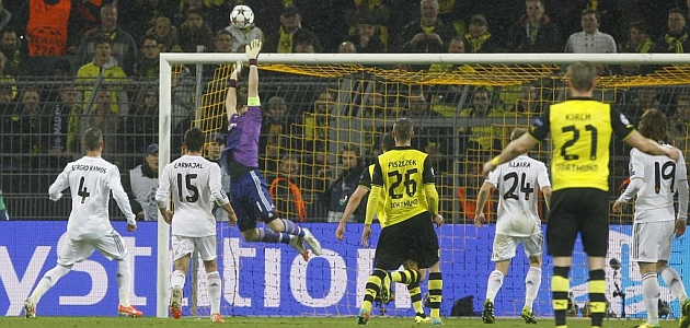 Saint Casillas of Dortmund