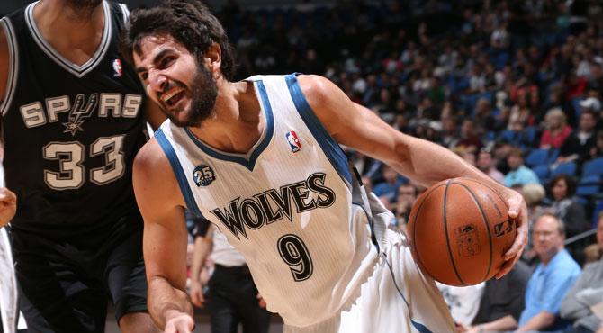 Explosi�n ofensiva de Ricky ante el mejor equipo de la NBA