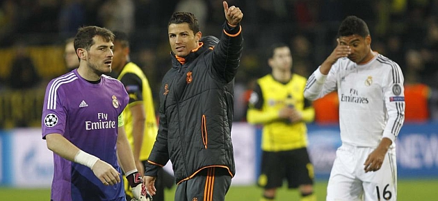 Ronaldo: We have to be patient