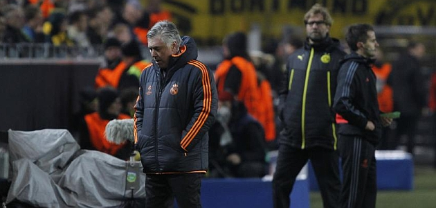 Ancelotti: After the failed penalty, there was fear