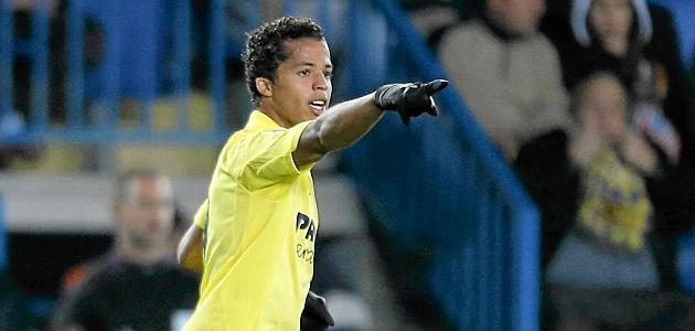 Giovani dos Santos cumplirá cien partidos en la Liga contra el Levante