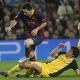 El Barça sigue mandando a pesar del 1-1