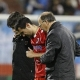 Antonio Tom�s, baja confirmada frente al Zaragoza
