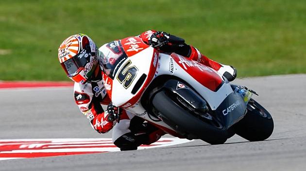 Zarco domina la jornada en Moto2