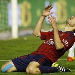 Las imágenes del Osasuna-Valladolid