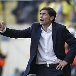 Marcelino: Hoy el fútbol nos ha dado lo que otras veces nos quitó