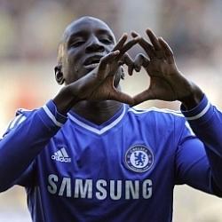 Otro gol salvador de Demba Ba