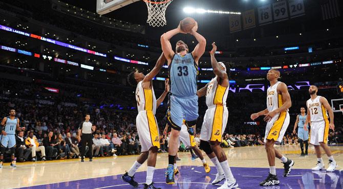 Marc exporta el 'cholismo' a la NBA: Como diría Simeone, partido a partido, final a final. No hay otra