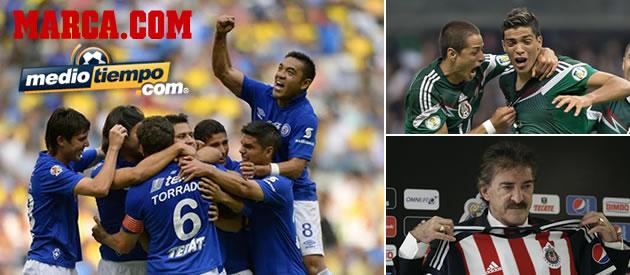 Medio tiempo y MARCA, el equipo más grande de Hispanoamérica