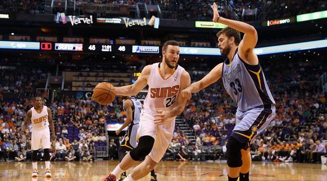 El 'cholismo' clasifica a Marc a los playoffs de la NBA