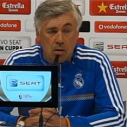 Ancelotti: La baja de Cristiano motiva más a todos