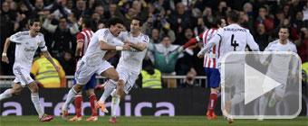 Así llegó el Real Madrid a la final de la Copa del Rey 2014