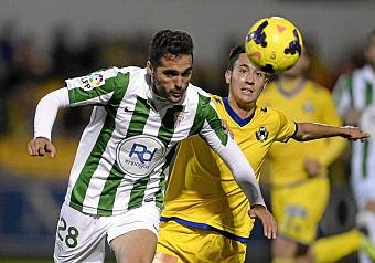 Fran Cruz no descarta que el Córdoba juegue el 'playoff'