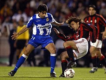 Pirlo sugiere que el D�por iba dopado en el 4-0 al Milan