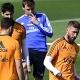 Ramos vuelve a la lista y Willian José entra por Cristiano