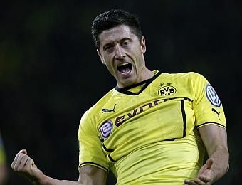 El Borussia quiere la Copa