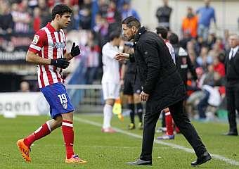 El Mónaco quiere fichar a Simeone, Diego Costa y Casillas