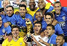 Scolari abre la puerta del Mundial a Miranda