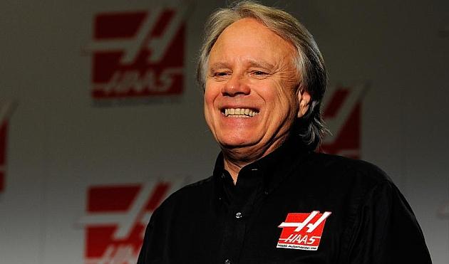 Gene Haas, dueño del nuevo equipo ya confirmado 'Fórmula Haas' para la F1 / Foto: GETTY IMAGES