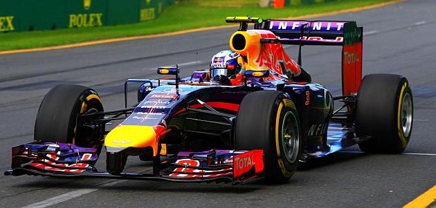 Ricciardo, durante el GP de Australia / Foto: RV RACING PRESS