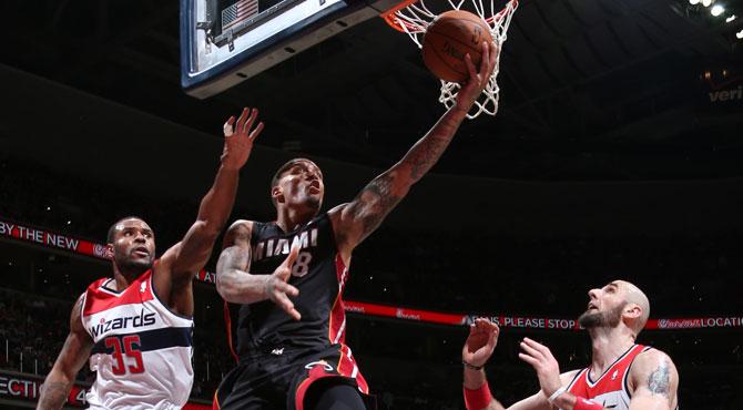 Los Heat 'regalan' el Este a los Pacers
