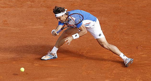 Ferrer no da opción a Chardy en Montecarlo