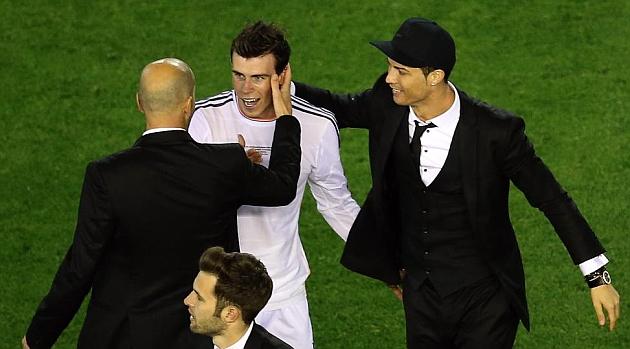 Bale: Es una noche irrepetible, he cumplido un gran sueño