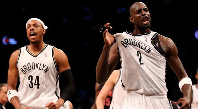 Los Nets se hacen fuertes en Brooklyn y los Raptors no atinan