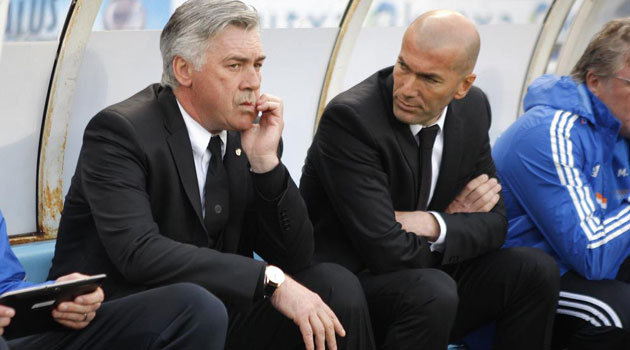 Zidane to leave Real this summer