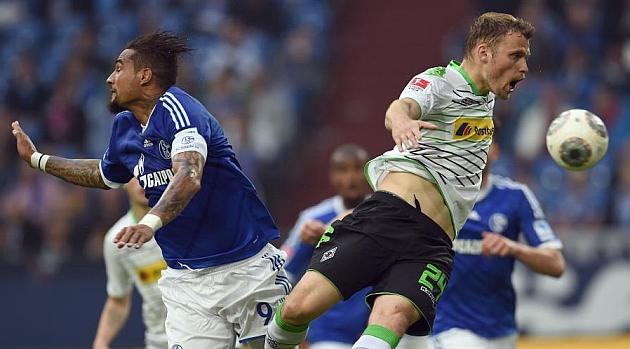 El Schalke dice adiós a la segunda plaza