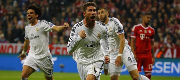 El Madrid monta un incendio