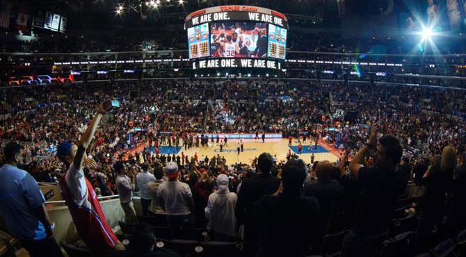 Los Clippers, todos somos uno, no boicotean al baloncesto y vetan al racismo
