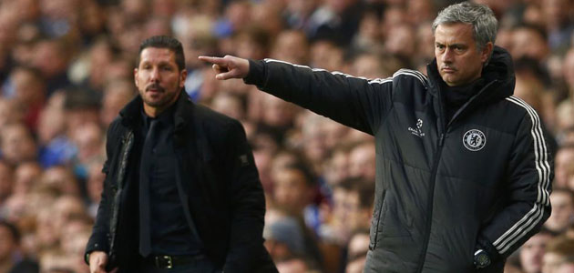 Real players wanted Mourinho grudge match