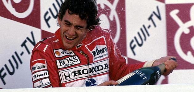 Senna, en 10 momentazos