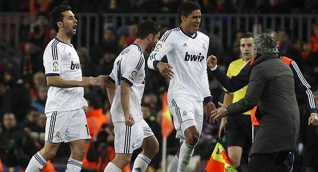 Mourinho wants Varane