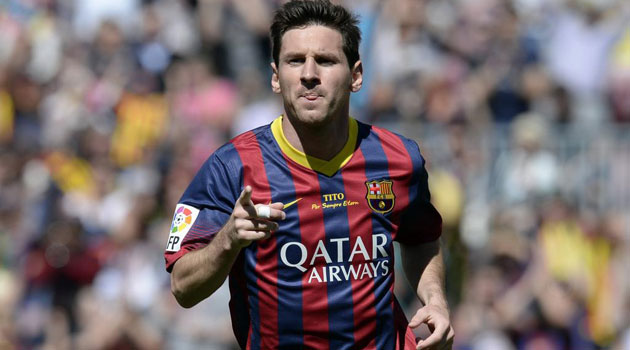 Messi contract saga nearing neat conclusion
