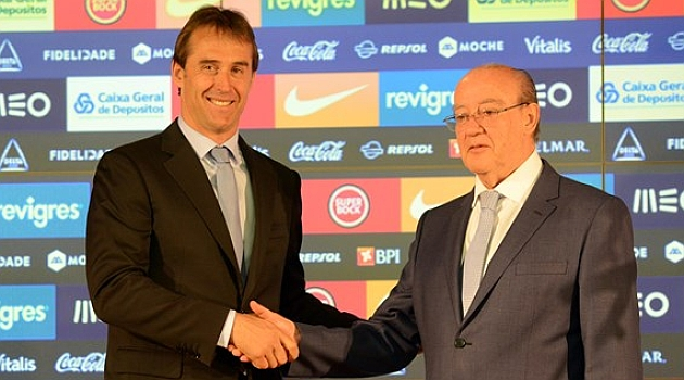 Lopetegui signs as new Porto manager
