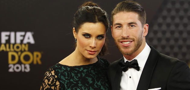 Sergio Ramos ya es padre