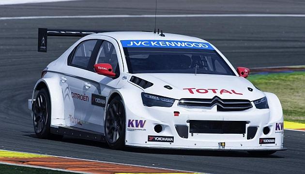 Loeb, ganador de la única carrera disputada en Eslovaquia