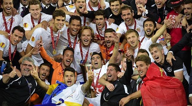 Sevilla, Sevilla and... Sevilla