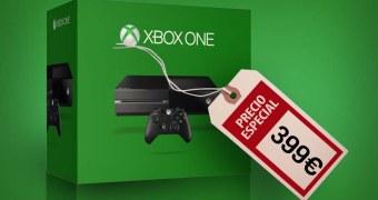 La Xbox One se vender� sin Kinect por 399 euros