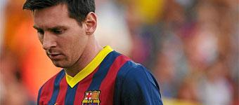 Messi: Si no siento el mismo cari�o, buscar� una soluci�n