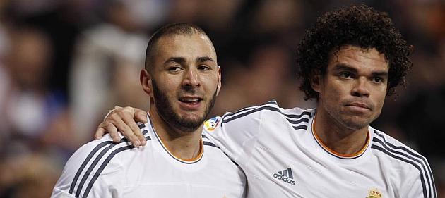 Benzema a step closer as Pepe hopes fade