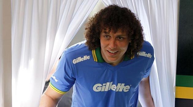 David Luiz, nuevo refuerzo del PSG