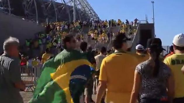Brasil, en alerta por la reventa