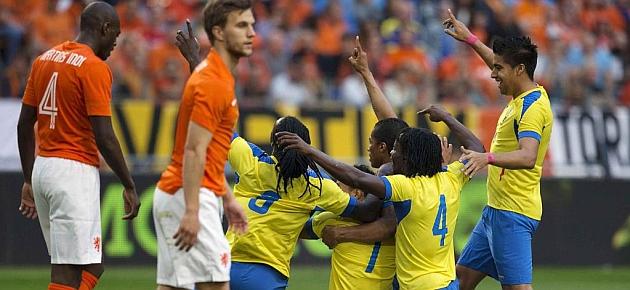 Ecuador, adaptado para jugar en cualquier ambiente en Mundial