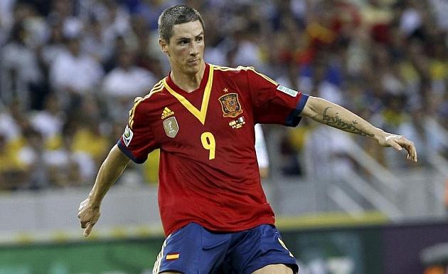 Torres: the fresh prince of 'La Roja'?