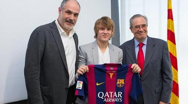 Halilovic firma hasta 2019