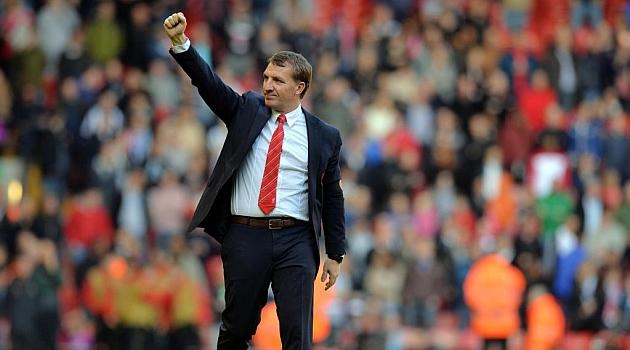 Rodgers amplía su vinculación con el Liverpool